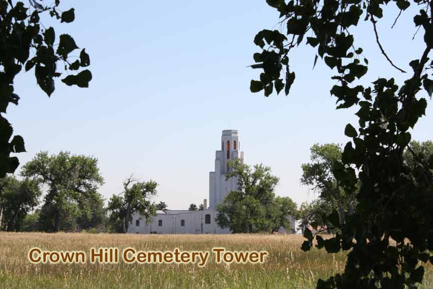 Crown Hill Cemetery Tower